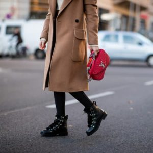 Les bottines chauffantes de Jimmy Choo pour l'hiver
